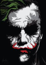 Joker Why So Serious By Builttofail Deviantart Com On