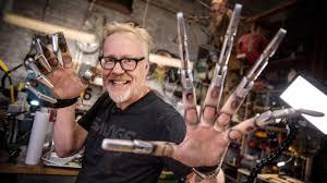 Adam Savage's New Mechanical Claws! - YouTube