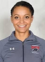 Esther Johnson - Women's Volleyball Coach - Howard University Athletics