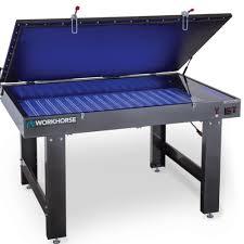 workhose screen printing exposure unit