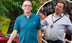 EastEnders' Adam Woodyatt shows off his slimmed-down frame following weight  loss | Daily Mail Online