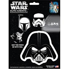 Star Wars Auto Axentz Decal Kit Walmart Com Walmart Com
