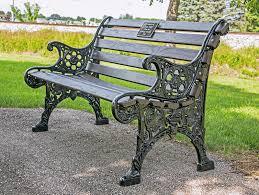 renaissance bench with back white oak