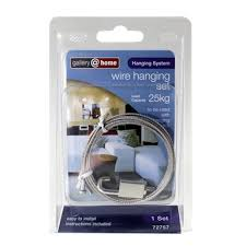 25kg adjustable hook and wire line