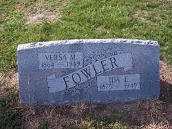 Ida Estella Gardner Fowler (1875-1949) - Find A Grave Memorial