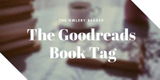 the goodreads book tag the owlery reader