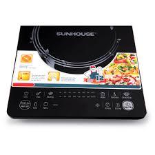 Bếp điện từ cảm ứng Sunhouse SHD6861 + Tặng nồi lẩu, giá tốt - SHD6861