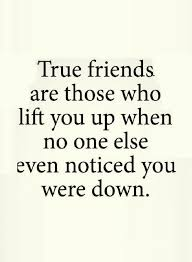 quotes if your friends understand what you are going through