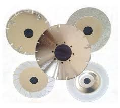 4 16 electroplated diamond saw blades