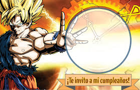 Imagen De Claudia En Thiago Dragon Ball Cumpleanos De Dragon