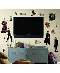 York Wallcoverings Harry Potter Peel And Stick Wall Decals Reviews All Wall Decor Home Decor Macy S