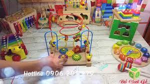 Đồ chơi cho bé 1 tuổi - YouTube