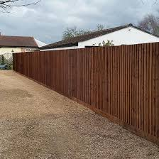 Wooden Fencing Gates In Derby Nottingham Leicester