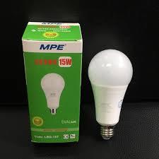 MPE bóng đèn led tròn 15W đạt chuẩn Châu Âu