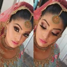 bridal party hair and makeup artist