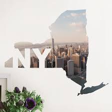 New York Wall Decal Wayfair