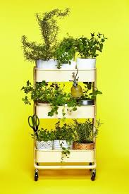 5 easy plant stand diys that only look
