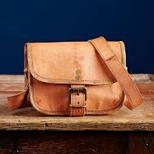 genuine leather bag messenger bag