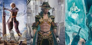 Mobius Final Fantasy Trailer Released