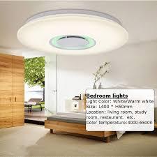 2018 App Remote Ceiling Lighting With Bluetooth Speaker Smart Led Lamp Music Light Modern Ceiling Lights For Kids Room Spot Led Deckenleuchten Wish