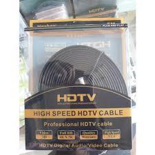 Freeship toàn quốc từ 50k] Dây cáp HDMI 5 mét (Dây dẹt) - Loại tốt ...