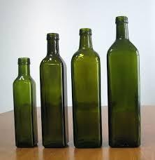 glass bottle 250ml 500ml 750ml 1l