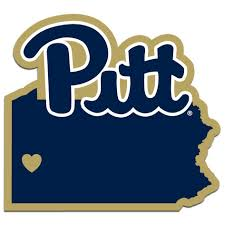 Pitt Panthers Home State Decal Pitt Panthers Pittsburgh Panthers Panthers