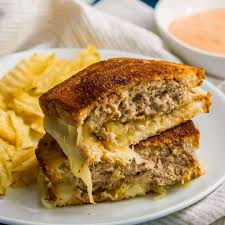 Patty Melt Recipe ⋆ Real Housemoms