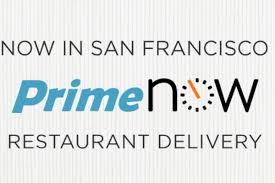 Amazon Prime Now Launches Restaurant ...