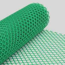 Pvc Plastic Mesh Gardening And Fencing Net Green Colour 4 Feet 10 Feet Amazon In Home Improvement