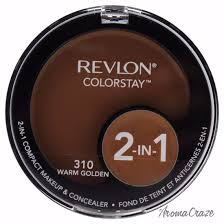 revlon colorstay 2 in 1 pact makeup
