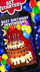 Mejores Invitaciones De Cumpleanos For Android Apk Download
