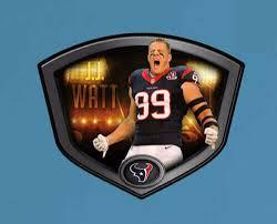 Fathead Houston Texans J J Watt Teammate Player Wall Decal For Sale Online Ebay