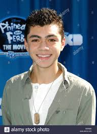 Adam Irigoyen Hollywood Premiere of the Disney Channel Original Stock Photo  - Alamy