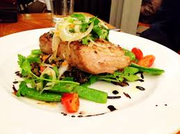 Grilled Yellow Fin Tuna Recipe With Soy ...