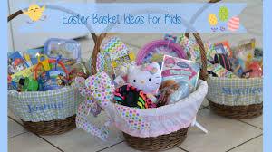 easter basket ideas for kids you