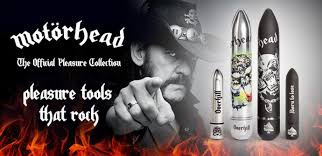 Motörhead sex toys line available now... bzzzzzzzzzz - Side-Line ...