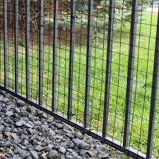 Dog Proofer Wide Gap Fence Standard Dog Pet Barrier Reviews Wayfair