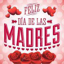 Madres Happy Mother's Day Spanish Text ...
