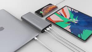 SẠC DỰ PHÒNG HYPERJUICE 27000 MAH 130W USB-C CHO MACBOOK, SURFACE VÀ TẤT CẢ  CÁC LAPTOP/THIẾT BỊ SỬ DỤNG SỬ DỤNG CỔNG USB-C - HJ307 - Phụ Kiện Chính  Hãng Hyper, Mipow,
