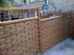 How To Build A Willow Fence Panel Permaculture Magazine