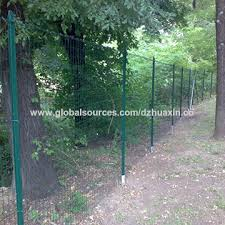 Chinagreen Pvc Coated Welded Wire Mesh Fence On Global Sources