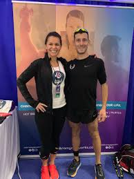 """Csilla Ilkei on Twitter: """"From navy officer to professional runner, the  amazing benefits of cryo and electromagnetic pulse therapies just make  every body a healthier and happier one. Booth 328, #bostonmarathonexpo Treat"""