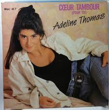 Adeline Thomas - Coeur Tambour (Pour Toi) (1989, Vinyl) | Discogs