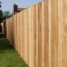 Memphis Wood Fencing