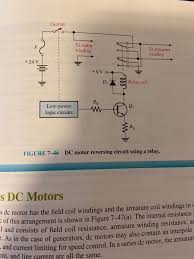 section 7 7 on 7 7 dc motors a what