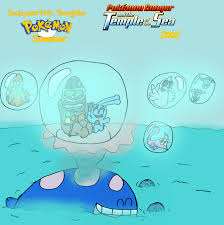DT: Pokemon Ranger and the Temple of the Sea~2006 by Duckyworth on ...