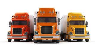 Big Rig 18 Wheeler Trucks Wall Decal Wallmonkeys Com
