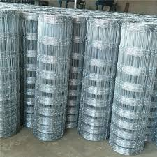 China High Reputation Barbed Wire Electric Fence Hot Dip Galvanized Farm And Field Fence Fuhai Manufacturers And Suppliers Fuhai