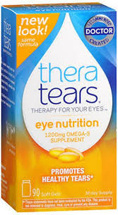 dry eye relief capsules omega 3